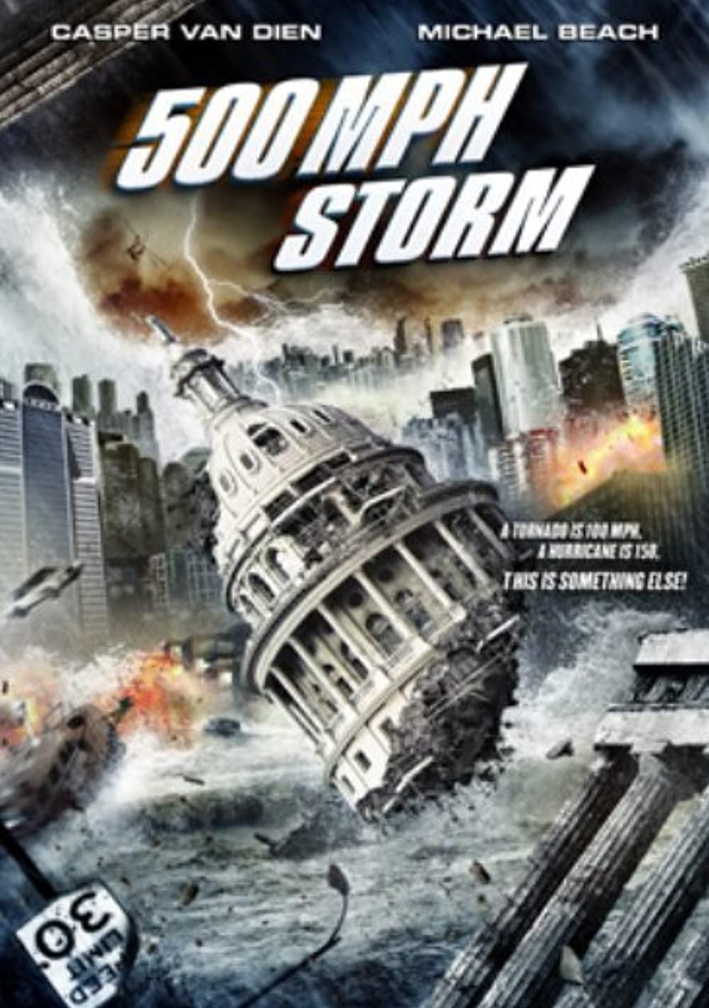500 MPH Storm 2013 Dual Audio Hindi ORG 300MB BluRay 480p ESubs Download
