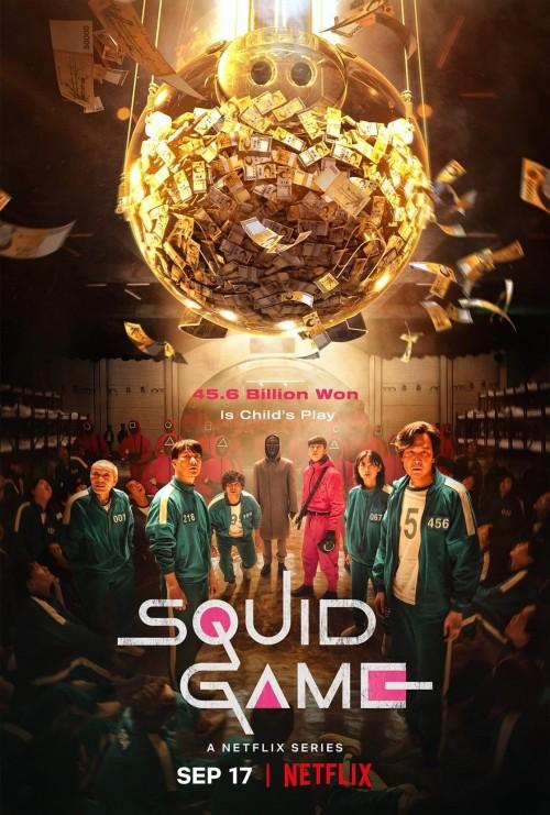 Squid Game (Season 1) Dual Audio Hindi DD5.1 & Korean WEB-DL 480p 720p 1080p [K-Drama]