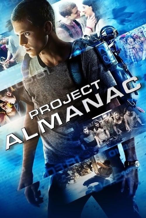 Project Almanac 2015 Hindi ORG Dual Audio 480p BluRay ESub 384MB Download