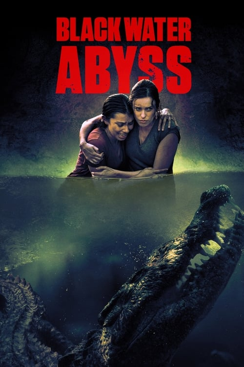 Black Water Abyss 2020 Hindi ORG Dual Audio 480p AMZN HDRip ESub 344MB Download