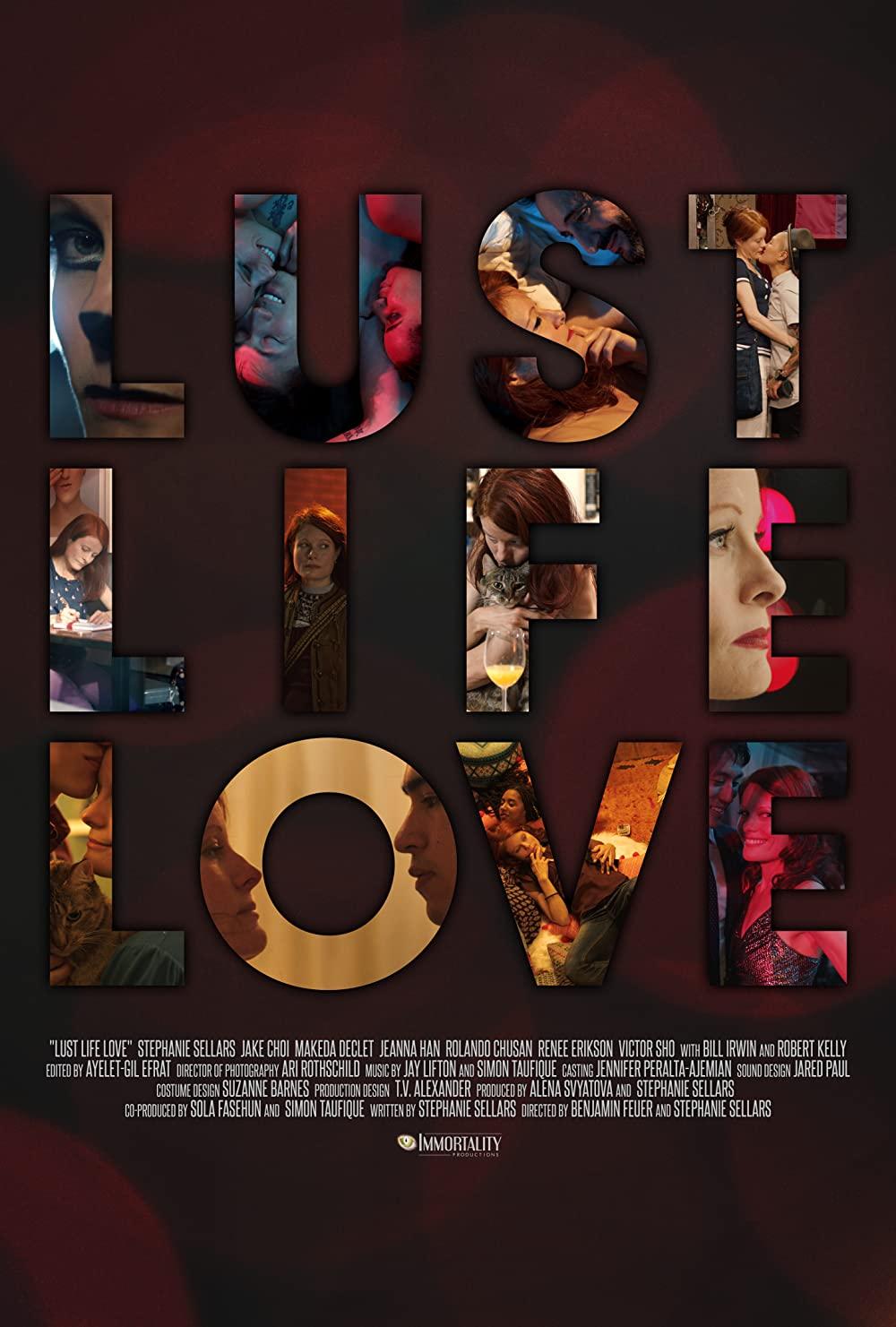 18+ Lust Life Love 2021 English Hot Movie 720p HDRip 700MB Download