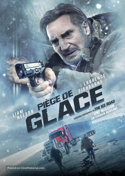 The Ice Road 2021 Hindi Dubbed [Unofficial] HDRip 400MB Download