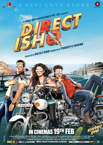 Direct Ishq (2016) Hindi Movie HDRip 400MB Download
