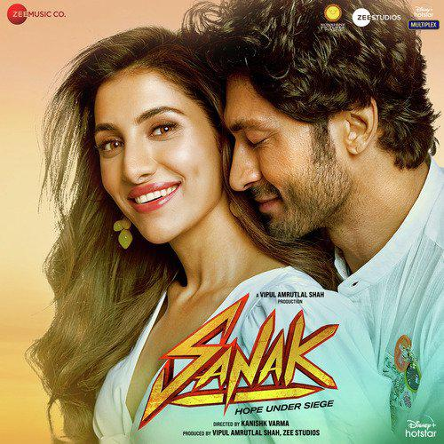 Suna Hai Video Song (Sanak 2021) Hindi Movie 1080p HDRip Download
