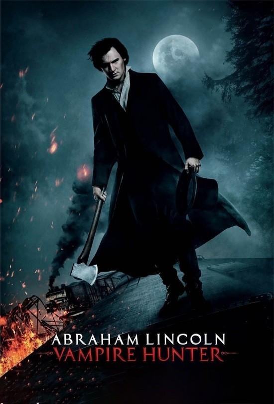 Abraham Lincoln Vampire Hunter (2012) Hindi ORG Dual Audio BluRay 300MB Download
