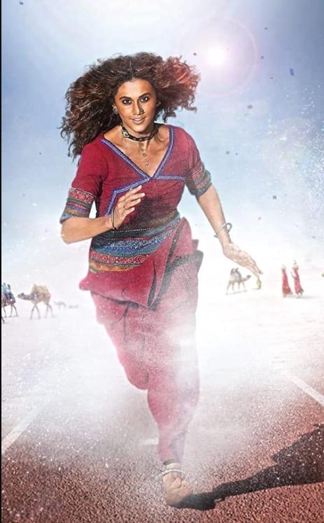 Rashmi Rocket 2021 Hindi Movie 400MB ZEE5 HDRip 480p Download