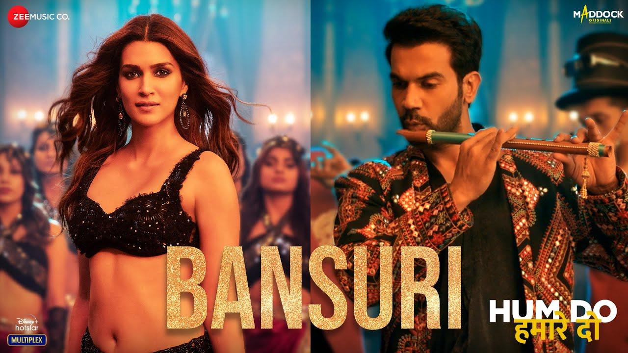 Bansuri (Hum Do Hamare Do) 2021 Hindi Movie Video Song 1080p HDRip 86MB Download