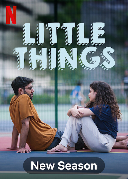 Little Things 2021 S04 Hindi Complete NF Series 480p HDRip 650MB Download