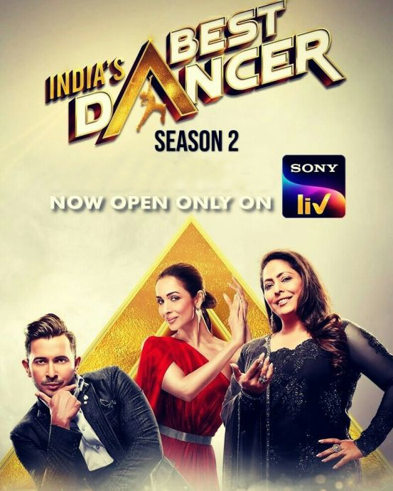 India's Best Dancer 2021 S02E01 (16th October 2021) Hindi 720p HDRip 500MB Download