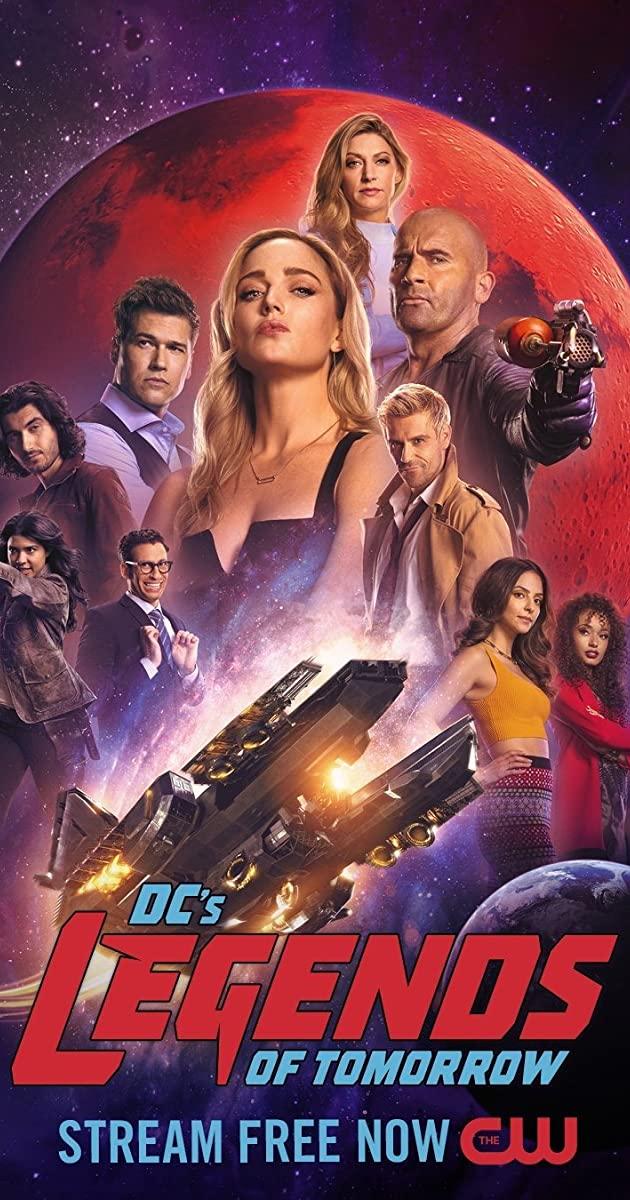 DCs Legends of Tomorrow 2021 S07E02 English 720p HDTVRip 340MB Download