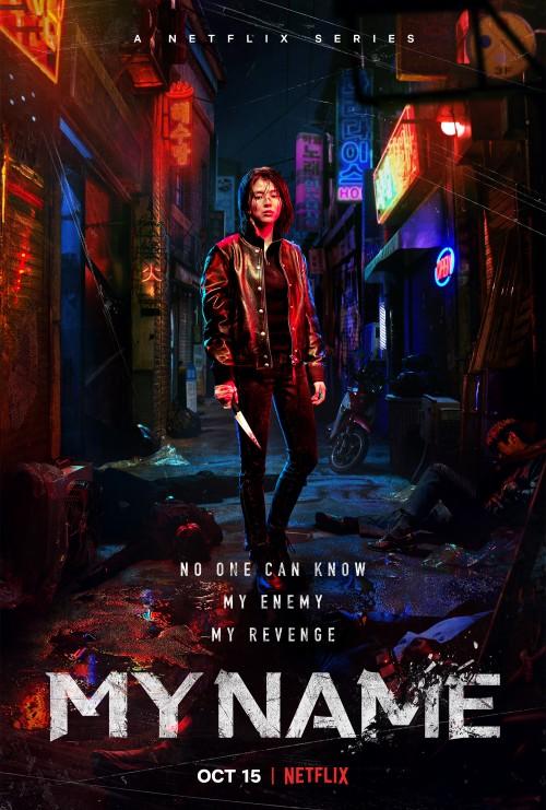 My Name Season 1 2021 Multi Audio [Hindi & Korean & English] 480p 720p All Episodes | Netflix Korean Drama