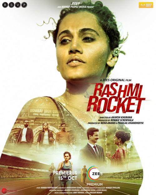 Rashmi Rocket (2021) Hindi WEB-DL 480p 720p 1080p Full Movie HD