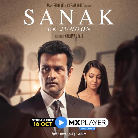 Sanak Ek Junoon 2021 S01 Hindi MX Original Complete Web Series 480p HDRip 754MB Download