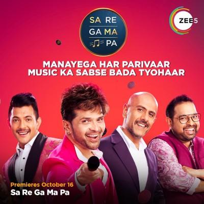 Sa Re Ga Ma Pa Episode 1 (16th October 2021) Hindi 720p HDRip 500MB Download