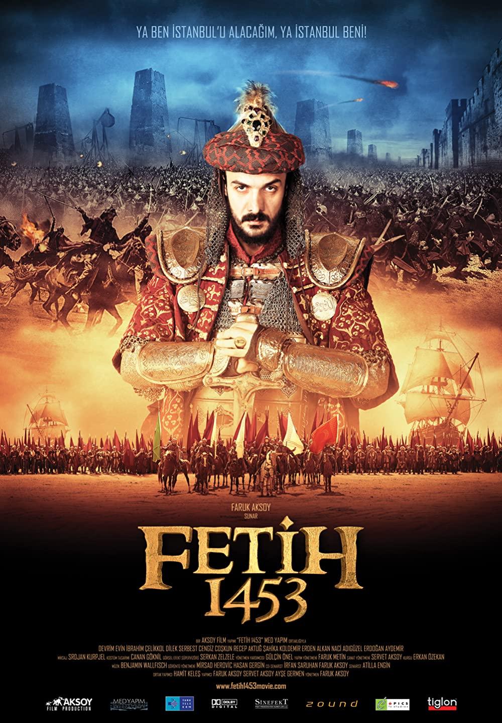 Fetih 1453 2012 Dual Audio Hindi ORG 480p BluRay 550MB Download