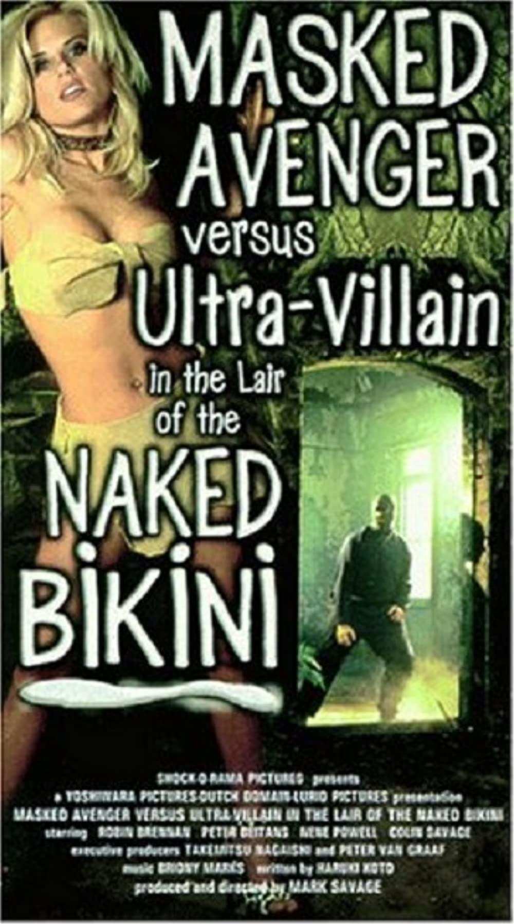 18+ Villain In The Lair Of The Naked Bikini 2000 English 250MB BluRay 480p