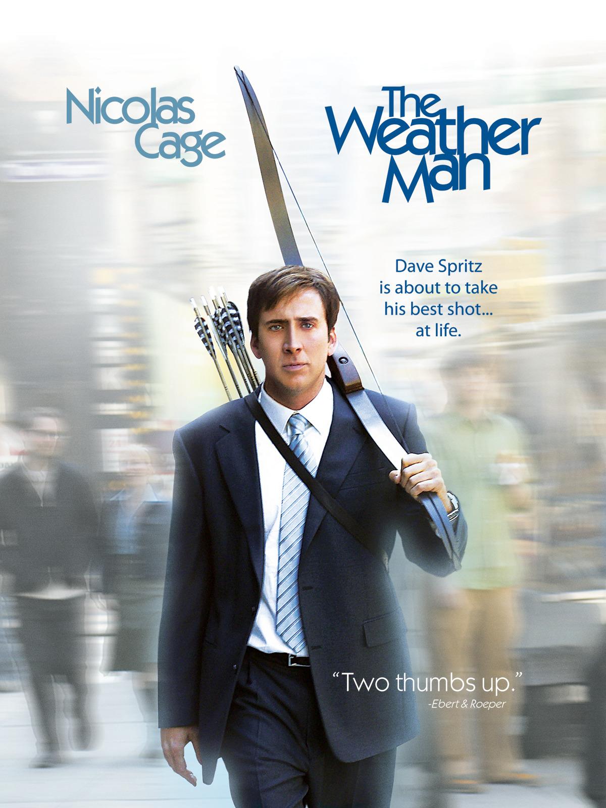 The Weather Man 2005 Hindi ORG Dual Audio 480p BluRay ESub 351MB Download