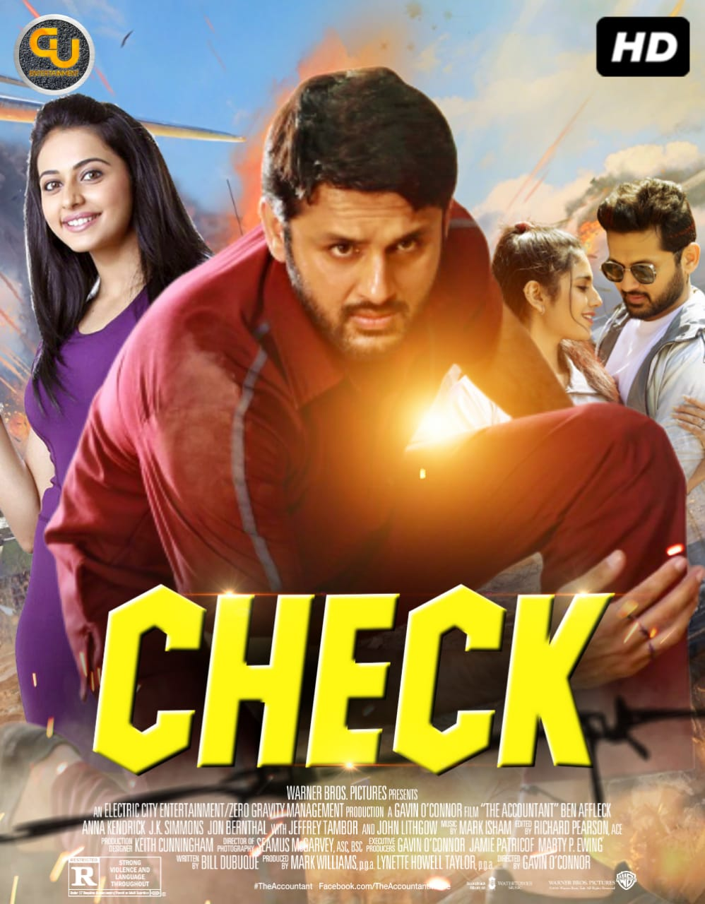 Check (2021) Hindi Dual Audio UNCUT HDRip 400MB Download
