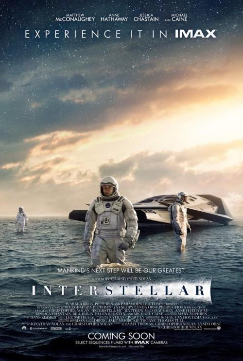 Interstellar (2014) IMAX BluRay Dual Audio Hindi ORG & English 480p 720p 1080p ESubs Esubs Full Movie