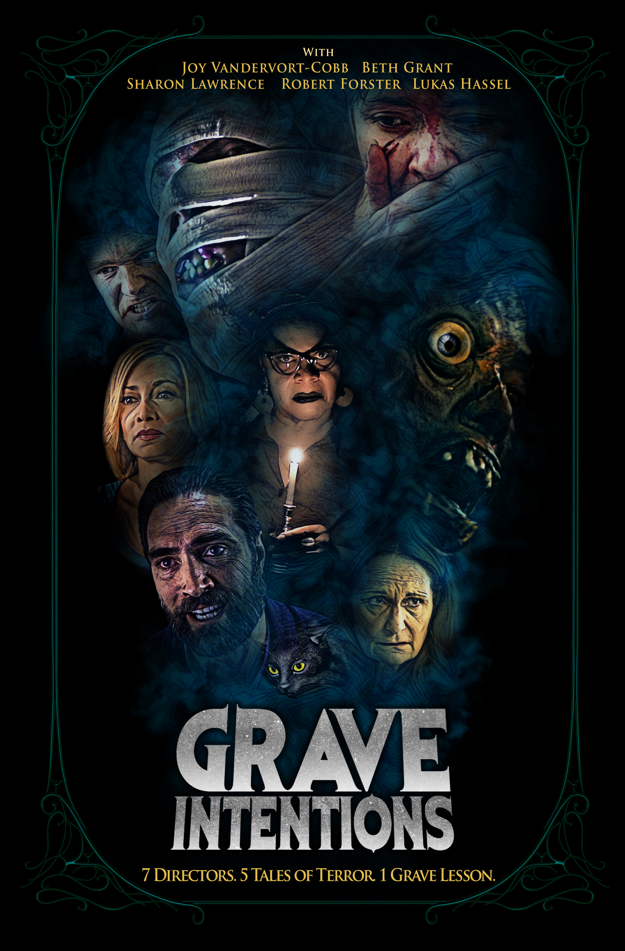 Grave Intentions 2021 English 300MB HDRip 480p ESubs Download