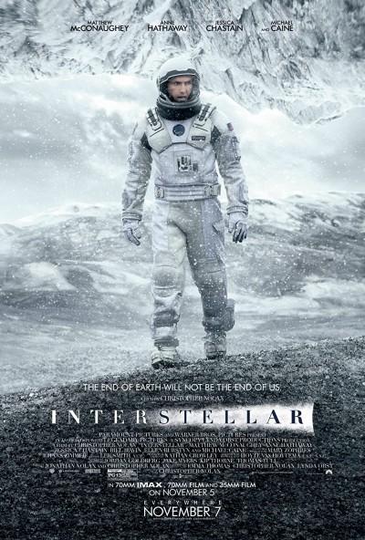 Interstellar (2014) ORG Hindi Dual Audio 480p BluRay ESubs 450MB Download