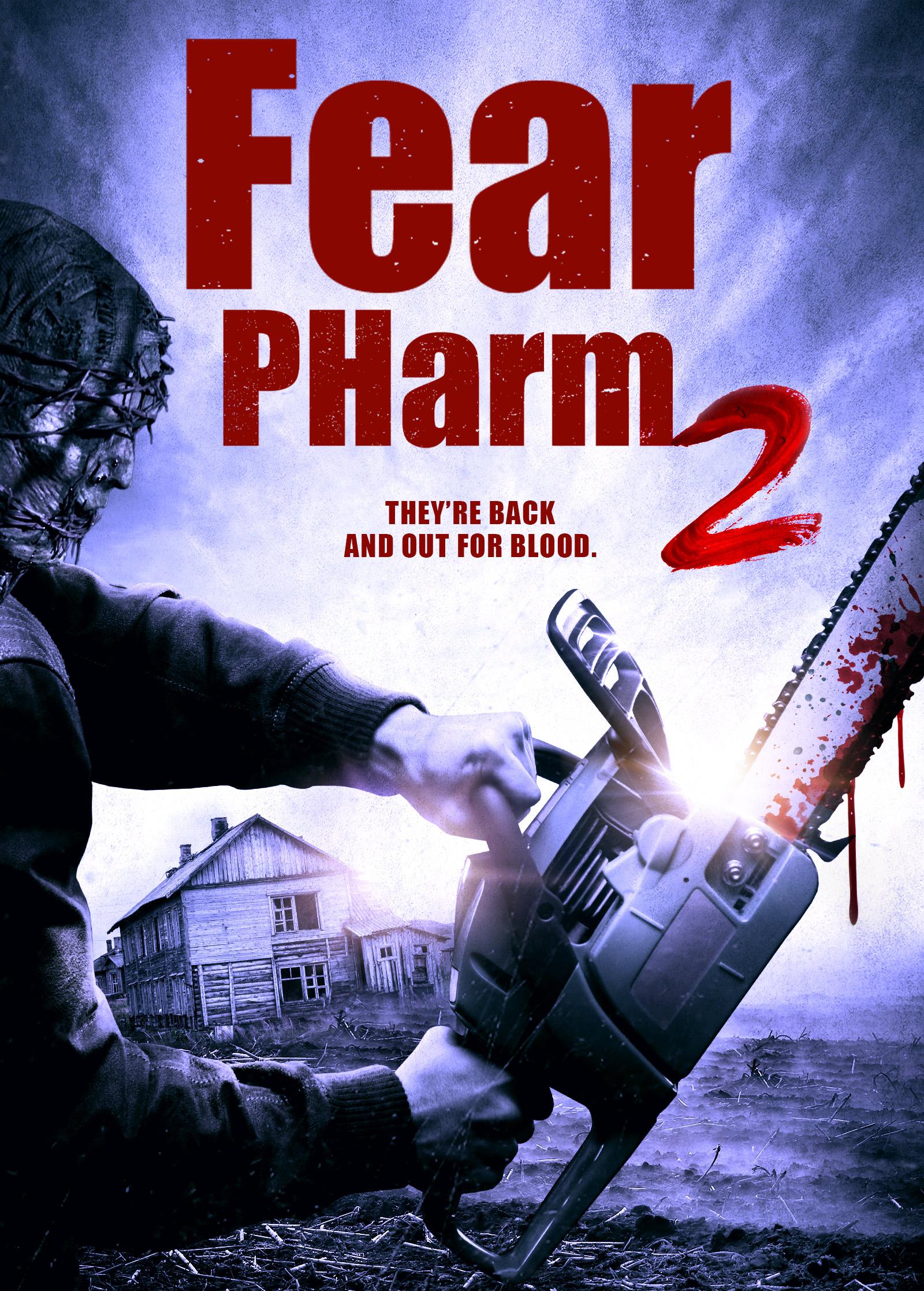 Fear PHarm 2 2021 English 720p HDRip 800MB Download