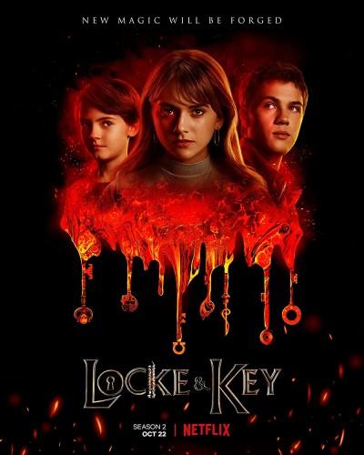 Locke & Key 2021 S02 Complete Hindi Dubbed NF Series 480p HDRip 1.5GB Download