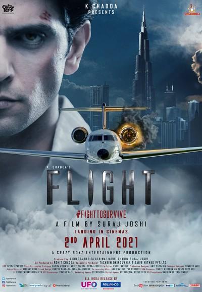 Flight 2021 Hindi Movie 480p HDRip ESub 450MB Download