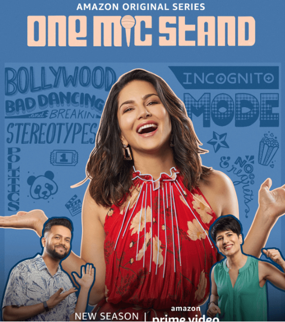 One Mic Stand (2021) S02 Hindi Complete AMZN Series 480p HDRip ESubs 500MB Download
