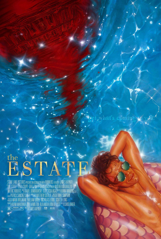 The Estate 2021 English 480p HDRip 300MB Download