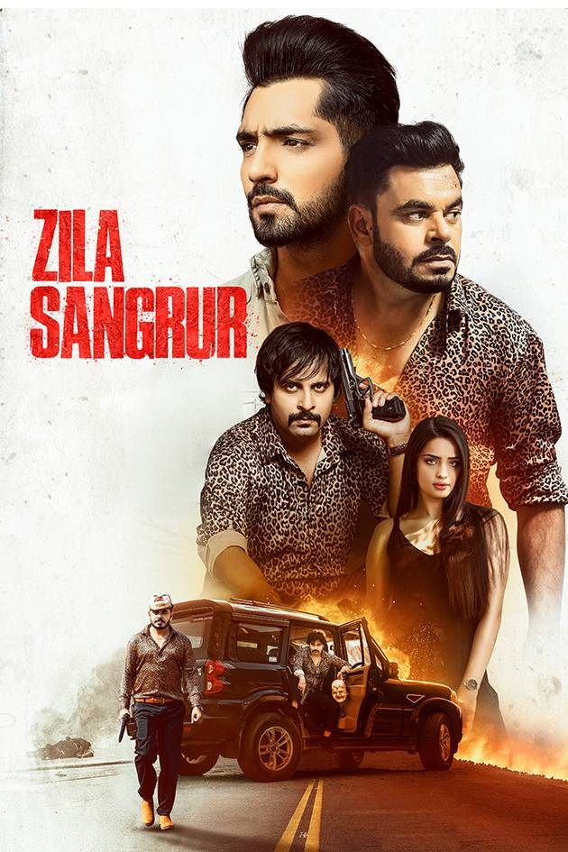 Zila Sangrur 2021 S01 Complete Punjabi Web Series 720p CHTV HDRip 1.2GB | 533MB Download