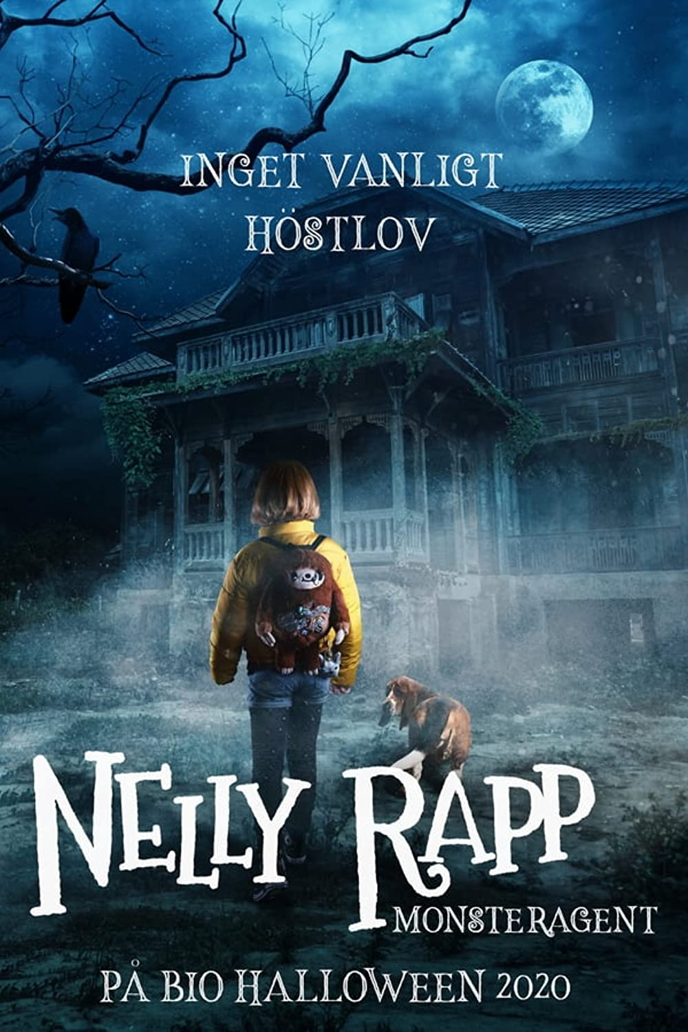 Nelly Rapp Monster Agent 2021 English 480p HDRip ESub 300MB Download
