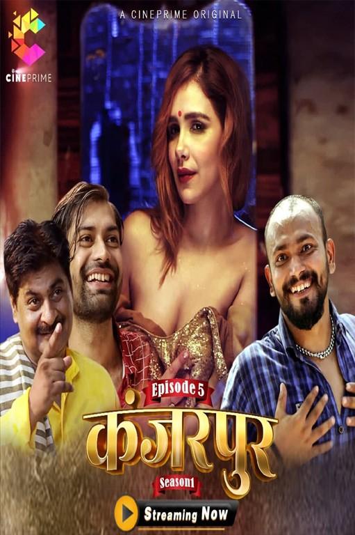 18+ Khanjarpur 2021 S01E05 Cineprime Originals Hindi Web Series 720p HDRip 140MB Download