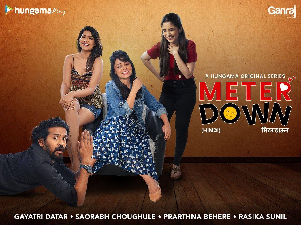 Download Meter Down 2021 S01 Complete Hungama Original Hindi Web Series 480p HDRip 350MB