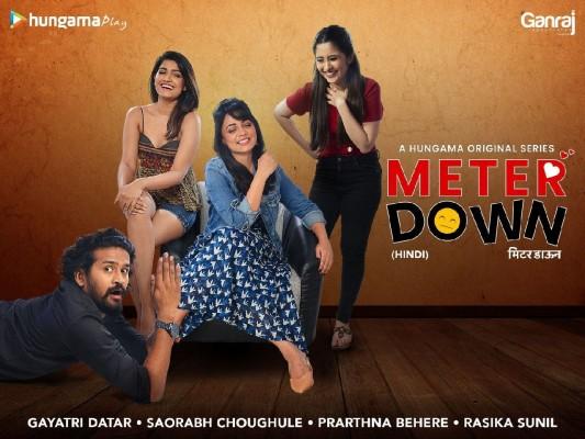 Meter Down 2021 S01 Complete Hungama Original Hindi Web Series 480p HDRip 350MB Download