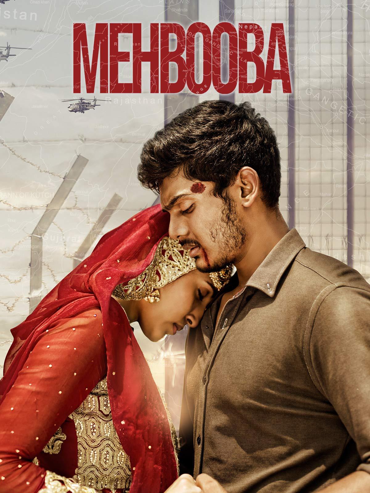 Mehbooba (2018) Hindi Dubbed HDRip 350MB Download